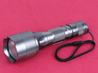 View Larger Image High Power Q5 LED 3-Mode CREE Flashlight