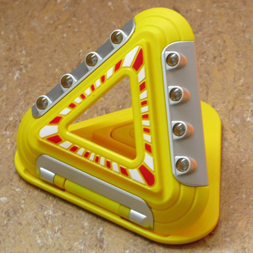 Triangle 8 LED Car Emergency Light