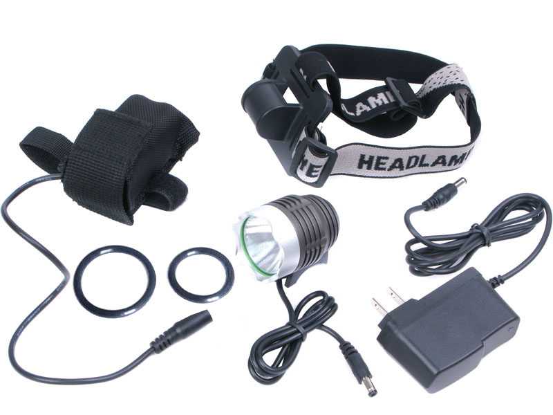 CREE XM-LT6 LED Rechargeable Bicycle Light and Headlight