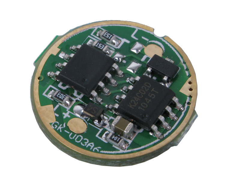 Mars Circuit Board for Flashlight/Torch Accessory